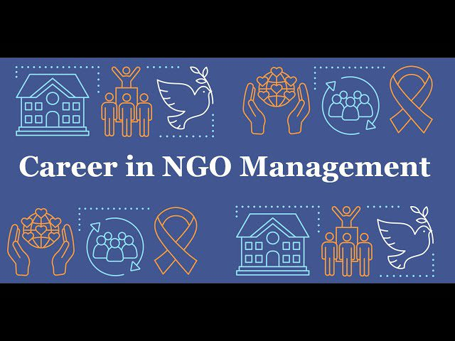 Career In NGO Management